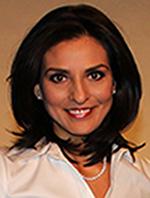 Rosa Flores,a CNN correspondent and substitute anchor.