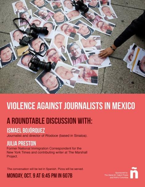 journos mexico